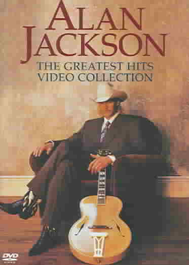 GREATEST VIDEO COLLECTION BY JACKSON,ALAN (DVD)